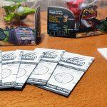 Untamed fingerlings carton sleeves and user manuals