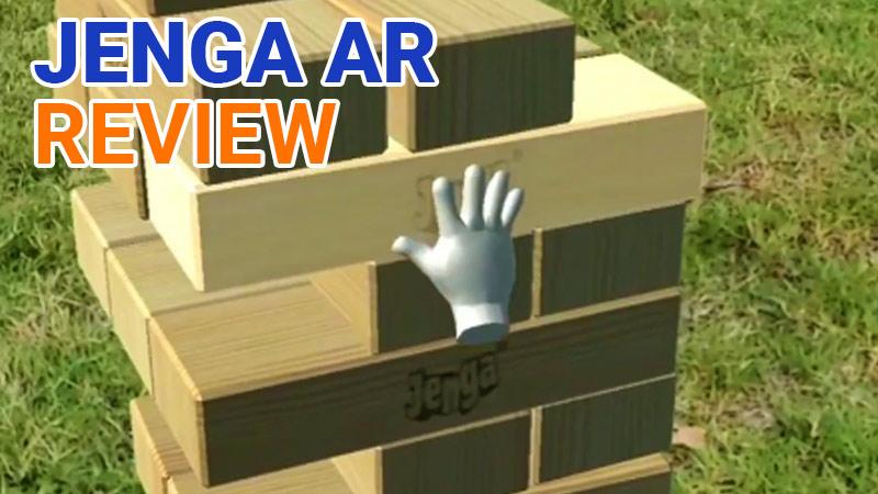 Jenga AR Review