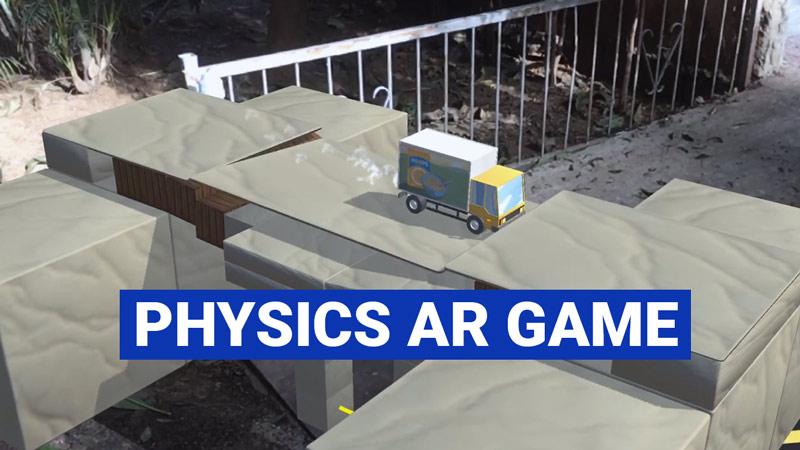 Physics AR Game