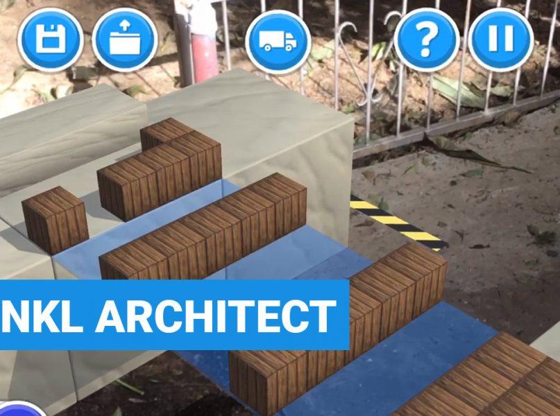 twinkl architect app screenshot