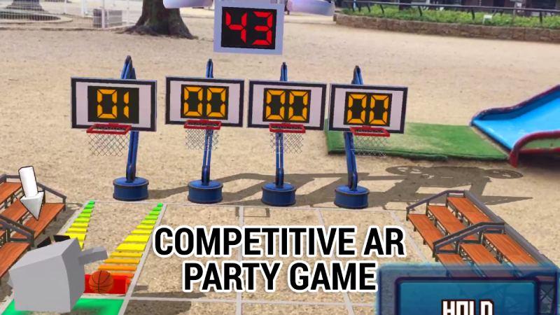Cubiti Party AR Game