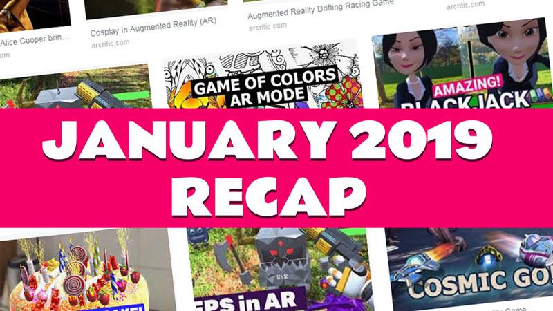 January 2019 best app recap
