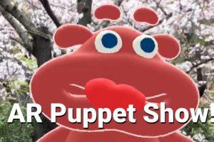Puppetoon (beta) First Look – Puppeteer AR Movie Maker App
