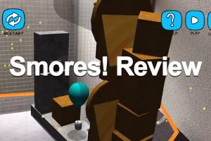 Smores! – Physics-based iPhone AR Puzzle Game