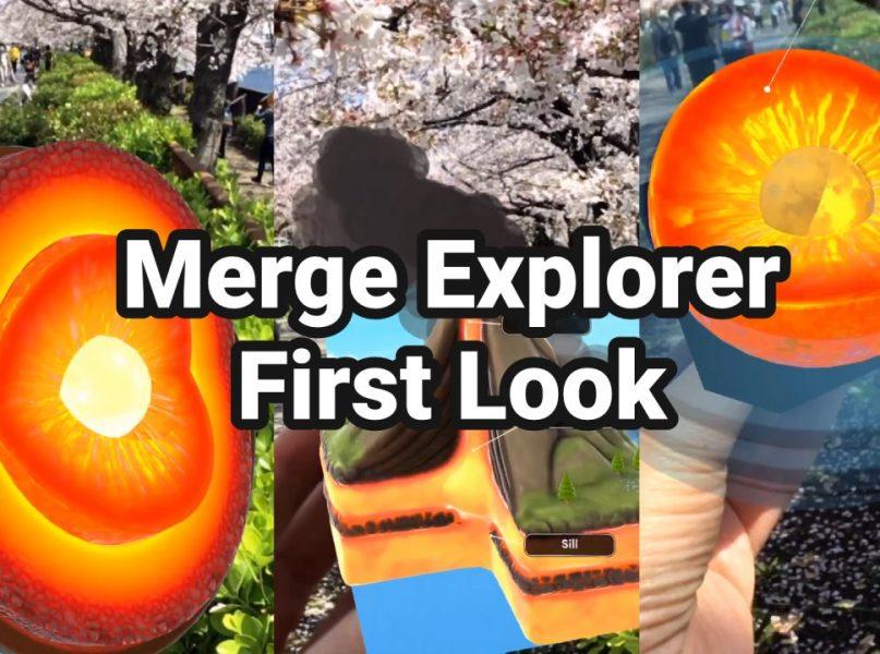 Merge Explorer