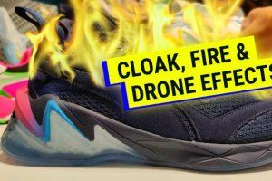 Puma LQD Cell Origin Drone Sneakers New AR Filters