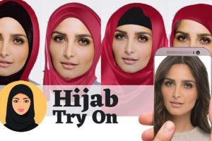 Wearable Virtual Hijab AR Fashion Filter