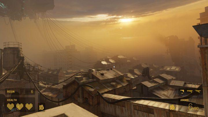 Half-Life Alyx vista